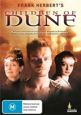 Children Of Dune (DVD, 2-Disc Set) Sci-Fi Frank Herbert [All Regions] NEW/SEALED