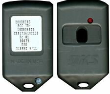 Doorking 8066-080 MicroClick One Button Fcc Id Lsd8068Tx Remote