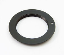 Objectif M42 pour Canon EOS EF mount adapter ring 7D 30D 50D 60D 500D 550D 600D uk