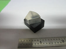 OPTICAL SPECTRA TECH INFRARED MICROSCOPE PART MIRROR LASER OPTICS BIN#32-20