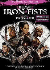 The Man With the Iron Fists (DVD, 2013) - **DISC ONLY**