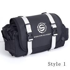 Motorcycle Waterproof Oxford Pocket Motorbike Scooter Waist Pack Bum Bag Luggage