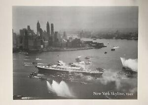 Bettmann Archive - New York Skyline - 1990 - Offset Poster