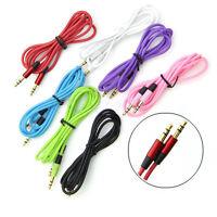 3.5mm Klinke Stecker auf Stecker Stereo AUX Kabel-Schnur·für DVD PC/MP4/iPo C5E4