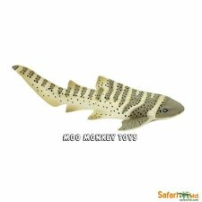 ZEBRA SHARK Safari Ltd #223329  Ocean Sea Animal Replica NWT