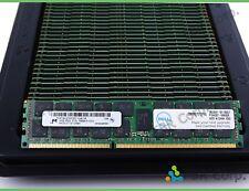 NEW 16GB Dell SNPMGY5TC/16G Micron PC3L-10600R DDR3L 1333 2Rx4 Memory Ram Lot