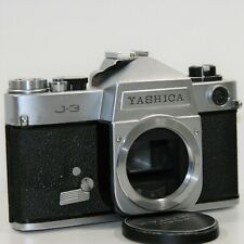 For Parts!  VINTAGE RARE CLASSIC YASHICA PENTA J3, 35mm SLR CAMERA.Body only