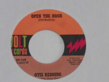 """OTIS REDDING -Open The Door- 7"""" 45"""
