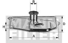 MANN-FILTER Filtro hidráulico transmisión automática H 199/1