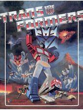 Figurine Panini Stickers : Transformers x 36 Loose Stickers 1986 Vintage