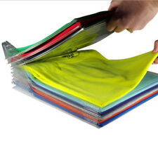 Magic Clothes Folder T-Shirt Top Folding Board Flip Fold Adult Laundry Organizer