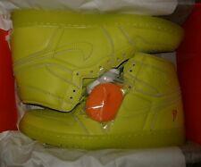 Nike Air Jordan 1 Retro Hi OG G8RD DS AJ5997-345 Cyber/Cyber Men's Size 12