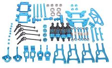Upgrade Parts Combine Blue For HSP RC 1:10 On Road & Drift Car Electric or Nitro