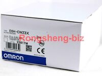 Brand NEW OMRON rotary encoder E6H-CWZ3X 1024P/R hollow shaft OD40mm