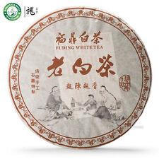 Premium Organic Shou Mei Tea Cake Longevity Eyebrow Fuding White Tea 357g
