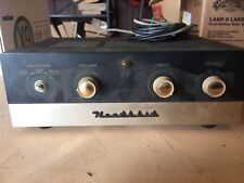 Very Nice Vintage Heathkit Amplifier and Receiver Combo