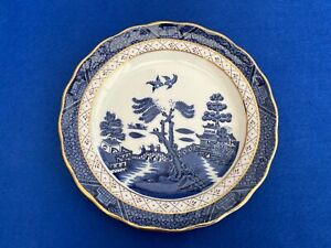 Royal Doulton Booths Real Old Willow The Majestic Collection Dinner Plate