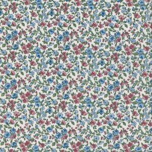 Textiles français La fleur de la liberté fabric 100% Cotton 160 cm wide