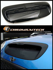 2001-06 BMW MINI Cooper S Hatch, Convertible BLACK Bonnet Air Intake Vent Scoop