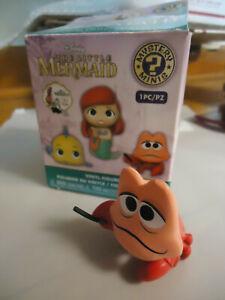 Funko Disney Little Mermaid Mystery Minis open blind box SEBASTIAN NEW