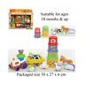 My First Farm Set (30X27X6) CM Kids Fun Time Toys Baby Toddler Xmas Gift 18+m