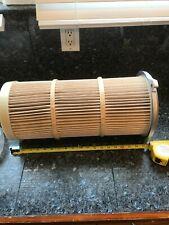 Clarcor Bha Pulse Pleat Dust Collector Filter Cartridge 875 X 19 Id 5 Speci