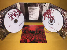 LINKIN PARK hits LIVE IN TEXAS cd + dvd ONE STEP CLOSER somewhere i belong NUMB