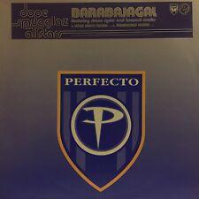 "DOPE SMUGGLAZ ALSTARS - BARABAJAGAL -12"" DJ PROMO VIYNL - PERF07TPZ"