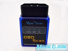 Fits Audi OBD2 OBDII  Wireless Bluetooth Scanner Diagnostic Code Reader Tool