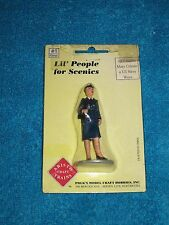 ARISTO-CRAFT LIL' PEOPLE FOR SCENICS #1  G SCALE ART60040 US NAVY WAVE NEW