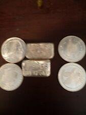 9oz  11gr 999 fine silver buillion