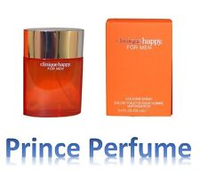CLINIQUE HAPPY FOR MEN EDT COLOGNE SPRAY - 50 ml