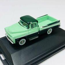 Oxford 1/87 HO 87DP57003 Dodge D100 Sweptside Pickup 1957 Forest Green