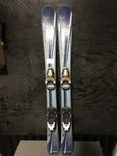 Fisher Vision 100cm Skis With Rossignol Bindings. Our #36