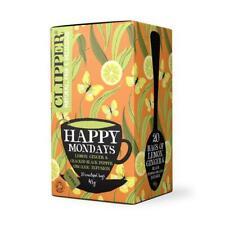 💚 Clipper Organic Happy Mondays perfusion 20 enveloppes
