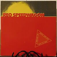 "REO Speedwagon ‎– ""A Decade Of Rock And Roll 1970 To 1980""-1980 Rock Double LP -"