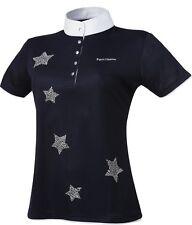SUPERBE Equi-Thème Stars Show/COMPETITION Shirt Small