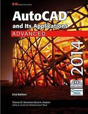 AutoCAD and Its Applications Advanced 2014 by Terence M. Shumaker