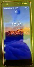 Nokia 3.1 - 16GB - Blau/Kupfer (Ohne Simlock) Sehr guter Zustand