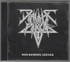 DIABOLIC FORCE - old school attack CD