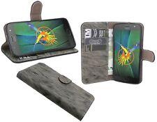 Lenovo MOTO g5s Plus Custodia per cellulare Cover Case Custodia Protettiva GUSCIO per cellulare ANTRACITE