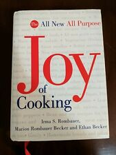 The 1997 Joy of Cooking by Becker, Ethan  Hardback Book  Dust Jacket