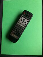 TECHNICS AUDIO Remote Control EUR646497 MISSING BATTERY COVER Genuine Pre-owned