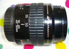 Canon EF 35-80mm F4-5.6  Lens Good condition Fits EOS digital Ultrasonic USM