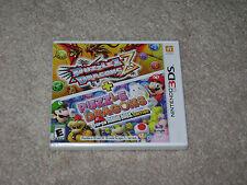 PUZZLE & DRAGONS Z + PUZZLE & DRAGONS SUPER MARIO BROS. EDITION..3DS..**NEW**!!!