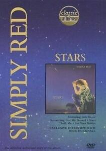 Simply Red - Classic Albums - Stars dvd  New in seal.