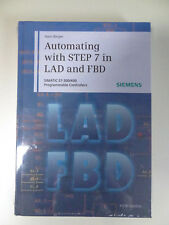 Automating with STEP 7 in LAD and FBD 5th by Berger, Hans (2012) Hardcover Relié