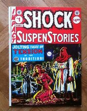 SHOCK SUSPENSTORIES  EC CLASSIC 4 NUMBER ONE  1985 VERY FINE  (A44)
