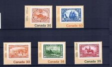 canada stamps 1982 sg1037/41 International Philatelic Youth  … Mint No Hinge