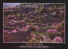 Pakistan Beautiful Postcard Hunza Valley .....